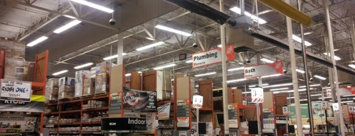 The Home Depot is one of Dan 님이 좋아한 장소.