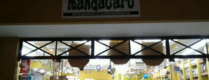 Mandacaru Artesanato e Conveniência is one of SEBRAE 2014.