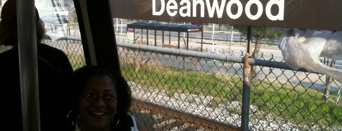 Deanwood Metro Station is one of DC Metro Insider Tips.