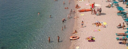 Bagni Bahia Blanca is one of √ Best Beach Resorts in Liguria.