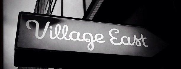 Village East is one of Frankie Friendly.