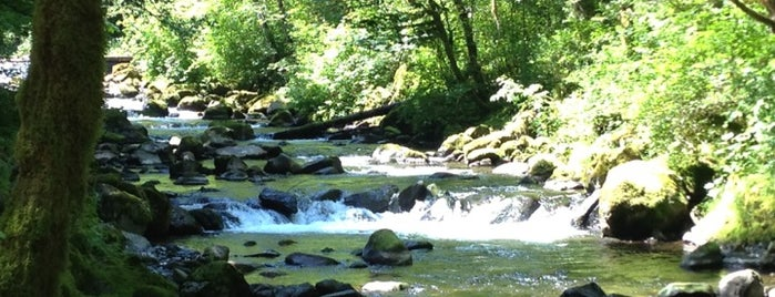 Wahclella Falls Trail is one of 🇺🇸 Portland, OR.