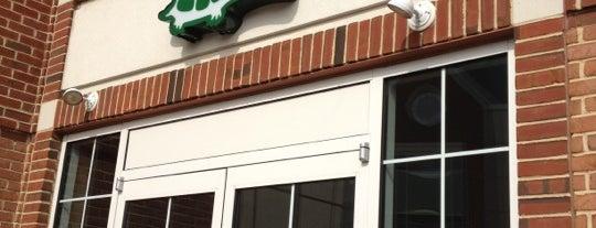 The Greene Turtle is one of สถานที่ที่ Josh ถูกใจ.