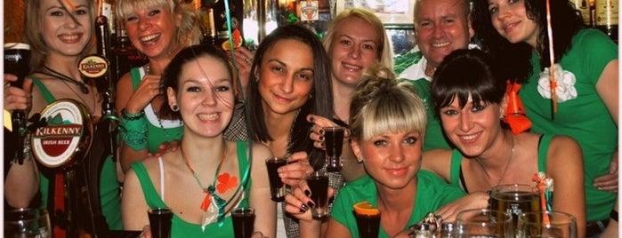 Silver's Irish Pub is one of Британские заведения.