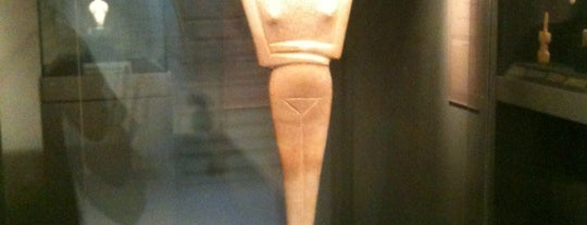 Museum of Cycladic Art is one of Must see: Museums in Athens.