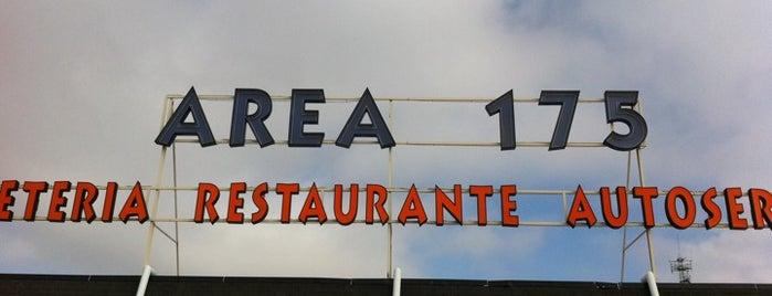 Area 175 is one of Tempat yang Disukai Jonatan.