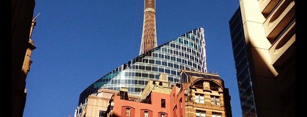 Sydney Tower Eye is one of Noooossa.
