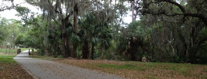 Ream Wilson Trail is one of Hidden Treasures of Tampa Bay.