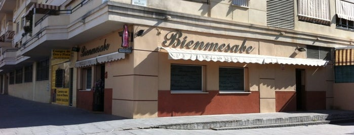 Bienmesabe is one of Málaga.