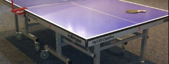 Ping Pong Table At General Mitchell is one of Vaughn 님이 좋아한 장소.
