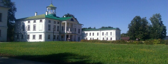Музей-усадьба «Карабиха» is one of Ancient manors of Russia.