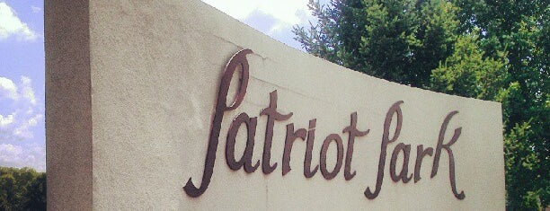 Patriot Park is one of USA 5.