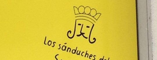 Los Sanduches Del Señor Ostia is one of Bogotá.
