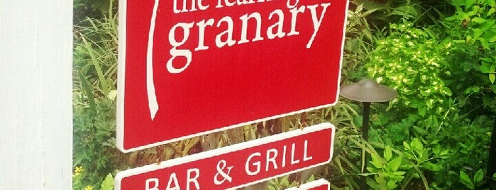 The Granary is one of NC Beer Month.
