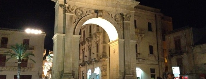 Noto is one of South Italy.