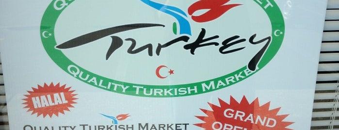Turkish Market is one of Restaurant To-Do List 2.