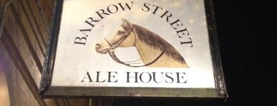 Barrow Street Ale House is one of Sports Bars.