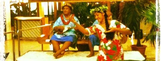 Tahiti-Faa'a International Airport (PPT) is one of Part 1~International Airports....