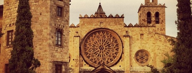 Monestir de Sant Cugat is one of Barcelona | Cultura e Arquitetura.