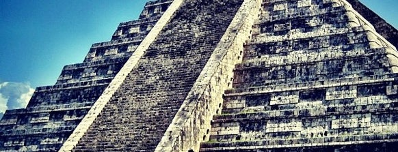 Zona Arqueológica de Chichén Itzá is one of Канкун что посмотреть?.