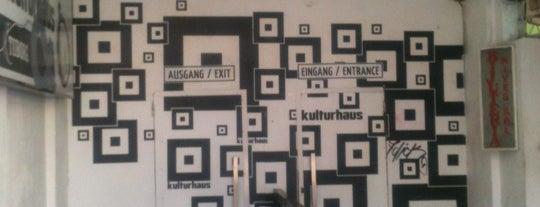 Kulturhaus is one of Tempat yang Disukai Alex.