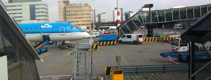 My reg airports