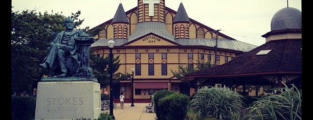 The Great Auditorium is one of Cori'nin Beğendiği Mekanlar.