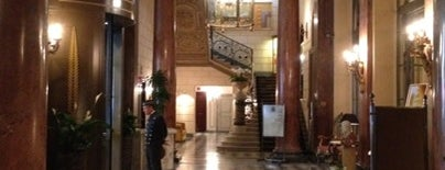 The St. Regis Rome is one of Georban 님이 저장한 장소.