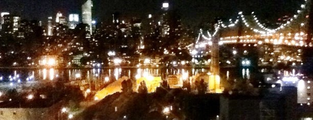 Z Hotel New York - Rooftop Bar/Lounge is one of Gothamist's 10 Best Rooftop Bars.