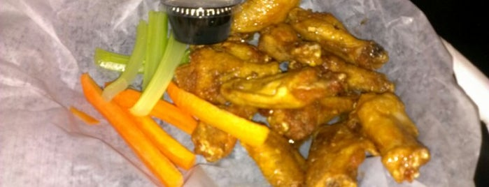 The Wing Factory is one of Good Food.