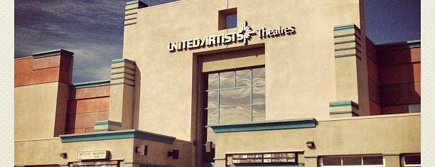 United Artists Greenwood Plaza 12 is one of Denver, CO.