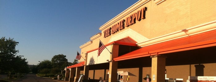 The Home Depot is one of JKOさんのお気に入りスポット.