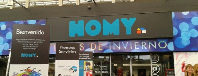 Homy is one of Santiago.