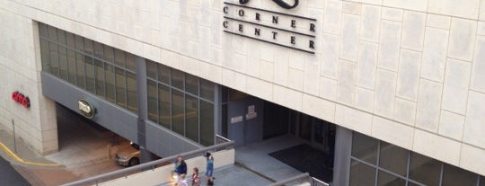Tysons Corner Center is one of Washington DC.