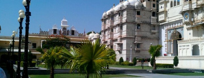 City Palace Museum is one of Locais curtidos por Sravanti.