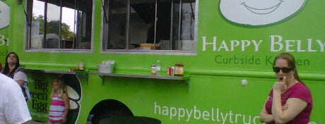 Happy Belly Food Truck is one of 416 Tips on 4sqDay Challenge - Dwayne List 1.