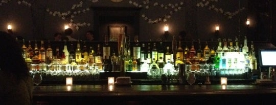 The Archive is one of Whisky Bars @ NYC & Boston.