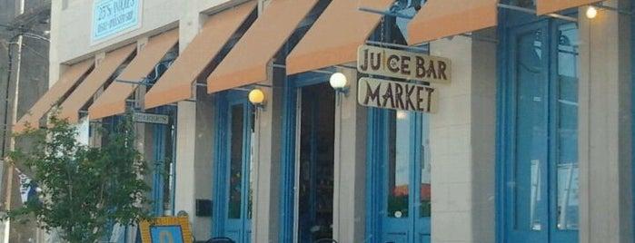Oasis Juice Bar & Market is one of Leila 님이 저장한 장소.