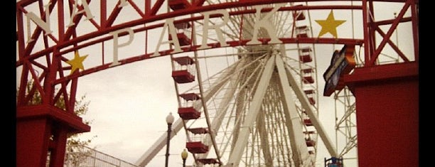 Navy Pier is one of Things to do in Chicago.