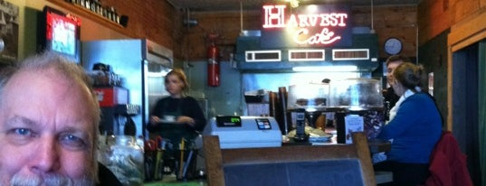 Harvest Cafe is one of Fingerlakes Transport an Tour Service.
