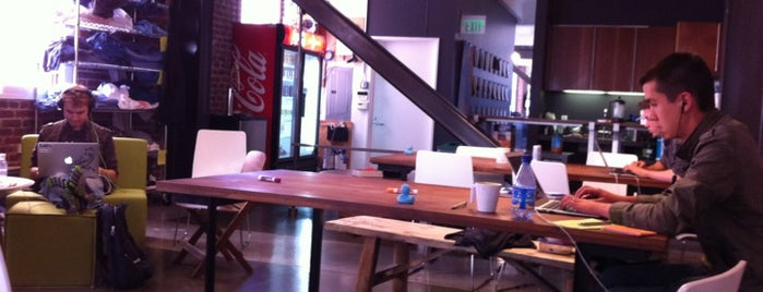 Zaarly HQ is one of Silicon Valley Companies.