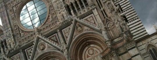 Cripta del Duomo is one of Accessibility in Siena.