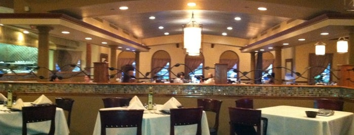 Basils Greek Dining is one of United Mileage Plus Dining Spots.