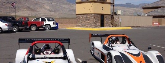 Spring Mountain Raceway is one of Bucket List for Gearheads.