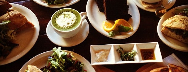 Urth Caffé is one of TO-DO: Los Angeles.