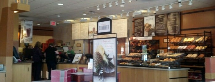 Panera Bread is one of Fave Places ^^.
