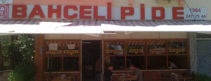 Bahçeli Pide is one of Ahmet'in Beğendiği Mekanlar.