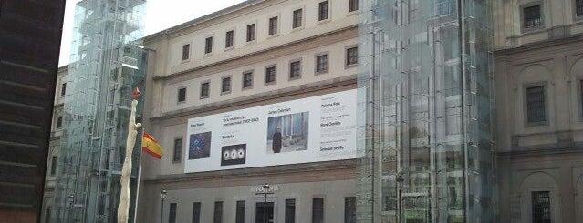 พิพิธภัณฑ์ศิลปะเรย์นา โซเฟีย is one of The Best Of Madrid.