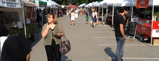 Trout Lake Farmers Market is one of Vancouver.