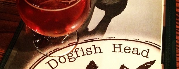 Dogfish Head Alehouse is one of VA.